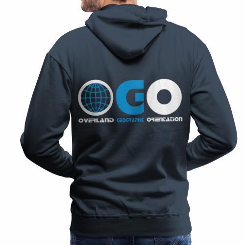 OGO-31 - Sweat-shirt à capuche Premium pour hommes