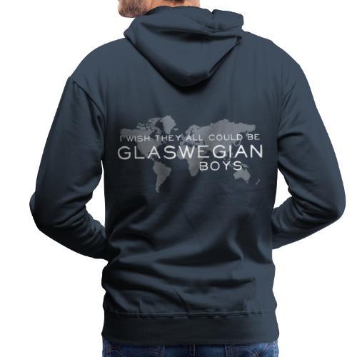 Glaswegian Boys - Men's Premium Hoodie