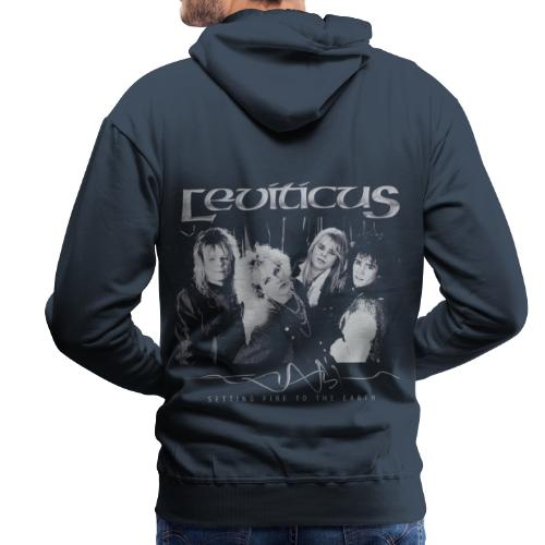 Leviticus - Setting Fire to the Earth 4 - Men's Premium Hoodie