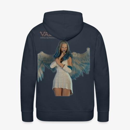 Area TShirt - Sweat-shirt à capuche Premium pour hommes