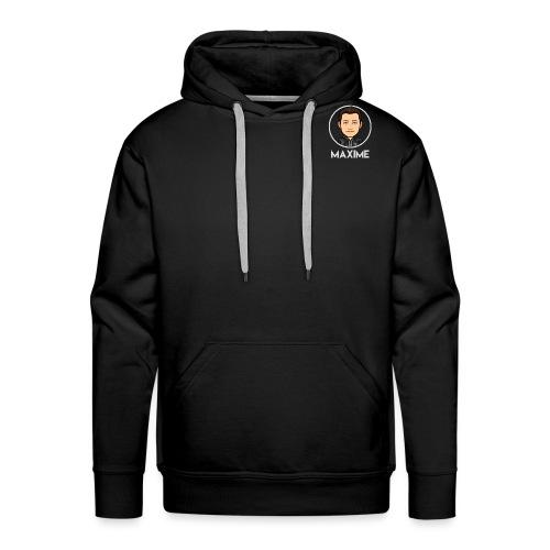 Pull_Equipe_1 - Sweat-shirt à capuche Premium pour hommes
