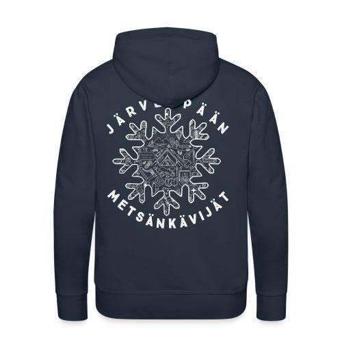jame logo selk 1 final - Miesten premium-huppari