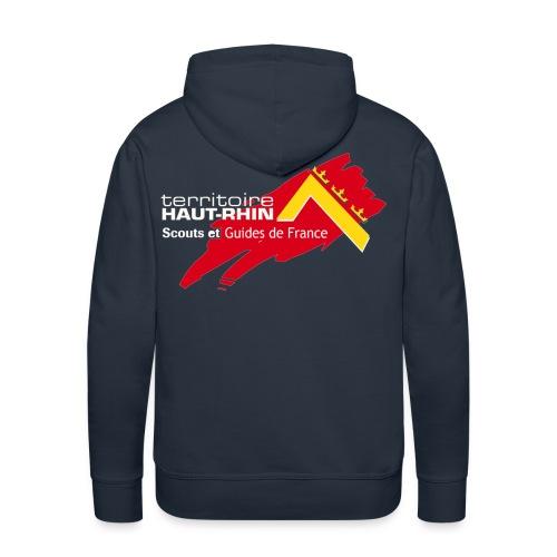 logosgdf68ts - Sweat-shirt à capuche Premium pour hommes