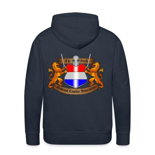 tdmca-logo - Mannen Premium hoodie