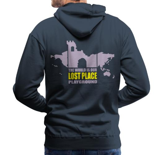 Lost Place - 2colors - 2011 - Männer Premium Hoodie