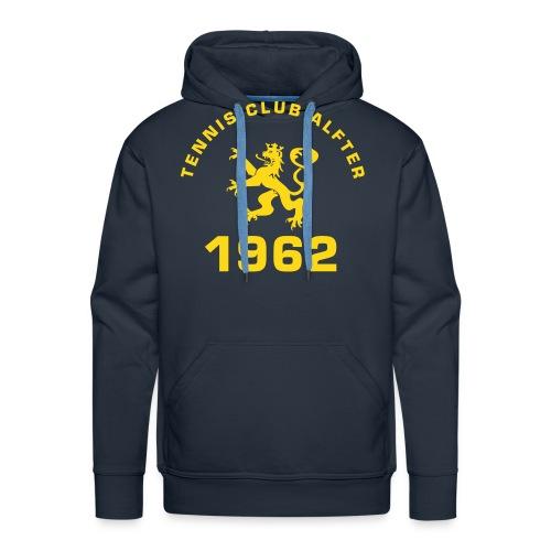 Tennis Club Alfter 1962 Wappenlöwe 1c - Männer Premium Hoodie