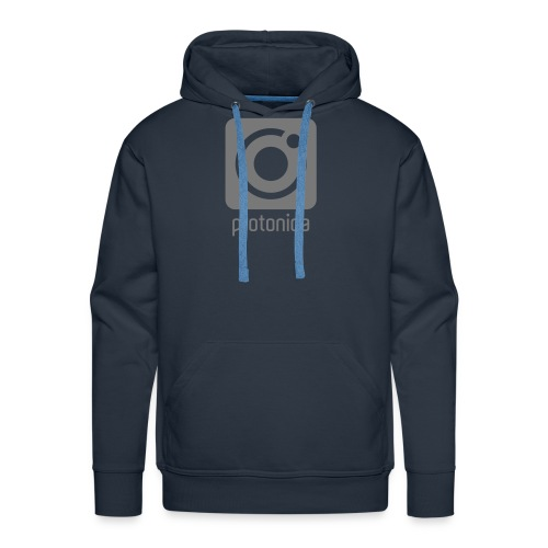 Protonica Logo Square - Men's Premium Hoodie