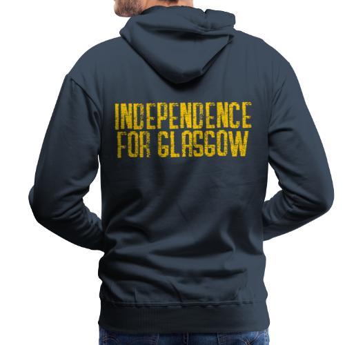 Independence for Glasgow - Men's Premium Hoodie