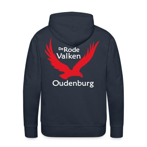 oudenburg - Mannen Premium hoodie