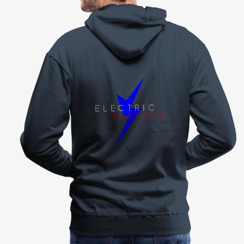 Electric Passion / Symbol + Titles - Premiumluvtröja herr