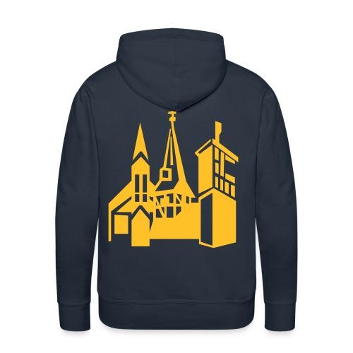 Evangelische Jugend Wilhelmsburg Kirchen - Männer Premium Hoodie