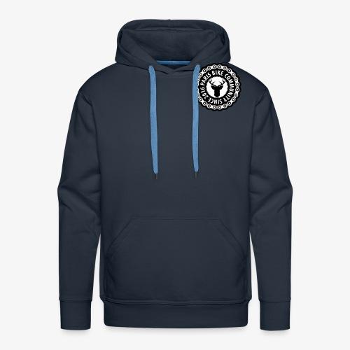 Sweat Deer Supermotard - Sweat-shirt à capuche Premium pour hommes