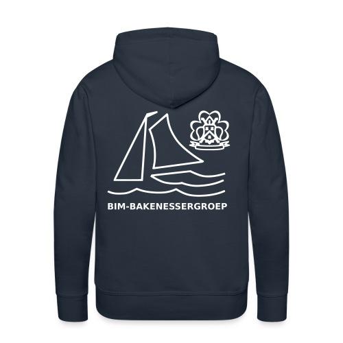BIM Logo - Mannen Premium hoodie