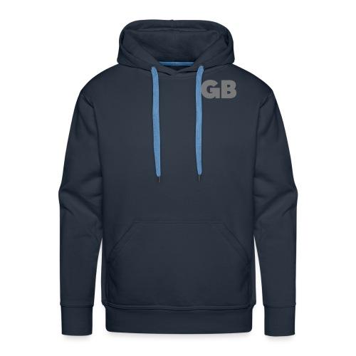 Grobund2 (1) - Herre Premium hættetrøje