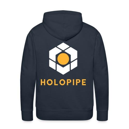 Holopipe Merch - Premium hettegenser for menn