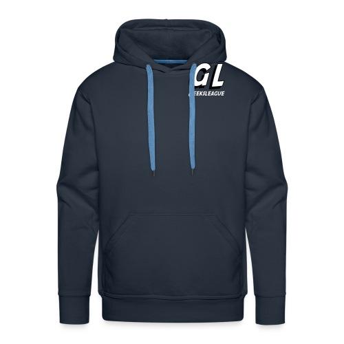 logopetitvecto - Sweat-shirt à capuche Premium pour hommes