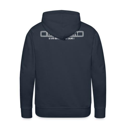 dostshirts - Sweat-shirt à capuche Premium pour hommes
