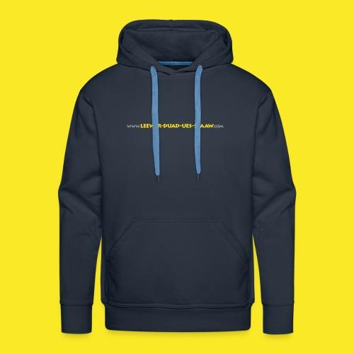wwwlduscom22x1 - Männer Premium Hoodie