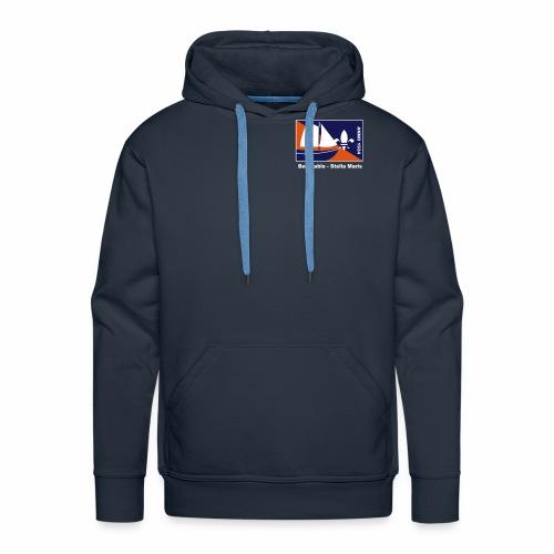 Logo Waterscoutingvenlo - Mannen Premium hoodie
