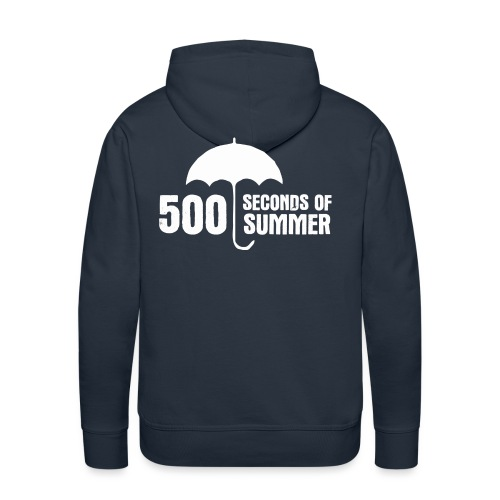 500 - Men's Premium Hoodie