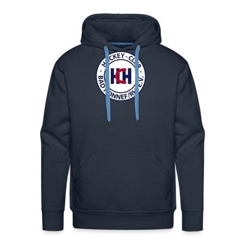 logo hch final - Männer Premium Hoodie