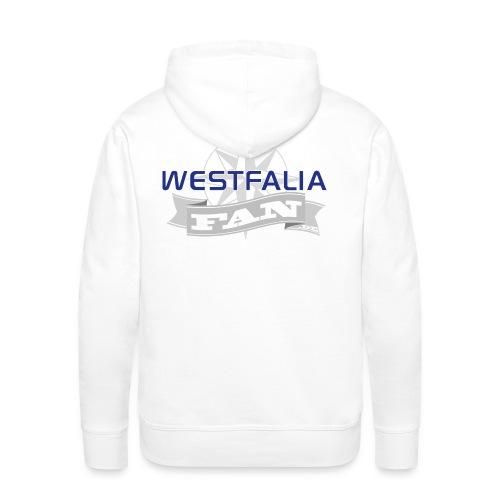 westfaliafanlogo - Männer Premium Hoodie