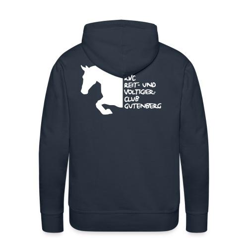 logo rvc - Männer Premium Hoodie