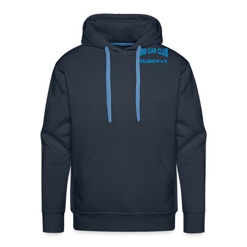 ruecken - Männer Premium Hoodie