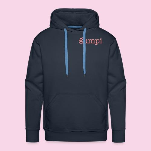 gumpi zw - Männer Premium Hoodie