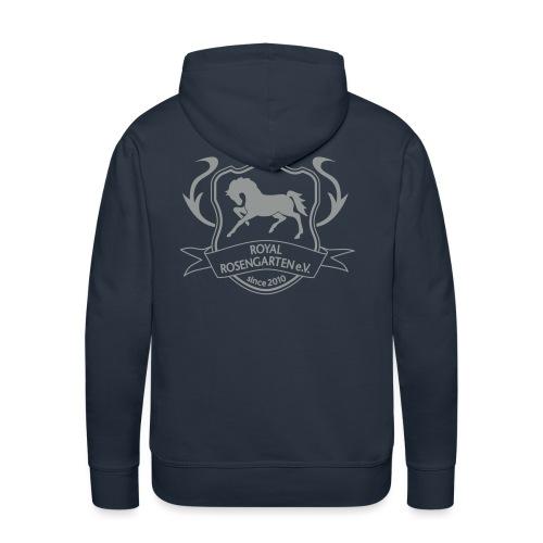 RR Logo - Männer Premium Hoodie