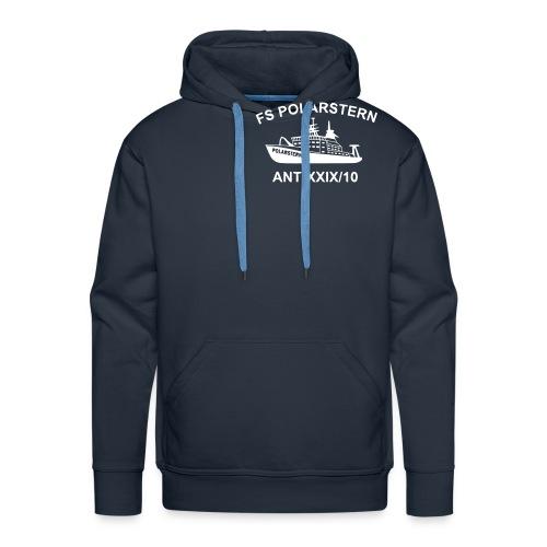 Polarstern Logo Einfach - Männer Premium Hoodie