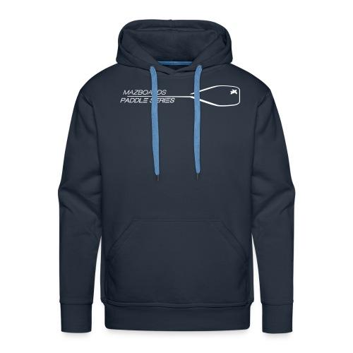 paddle series 7 final - Sweat-shirt à capuche Premium pour hommes
