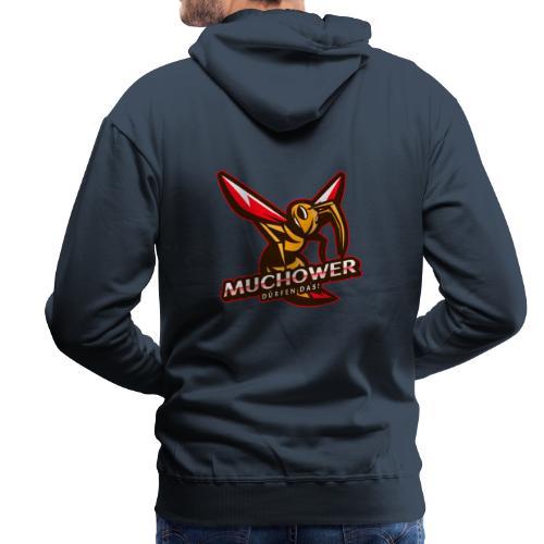 Muchower dürfen das! - Männer Premium Hoodie
