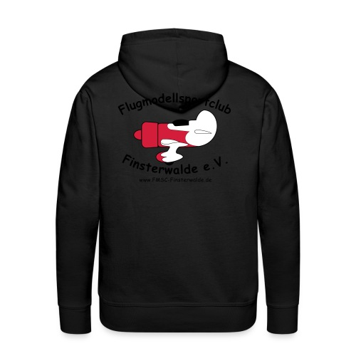 FMSC-Logo - Männer Premium Hoodie