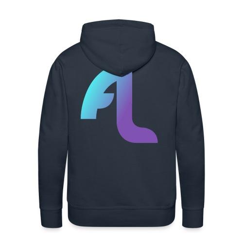 AnTiLaucH Logo - Männer Premium Hoodie