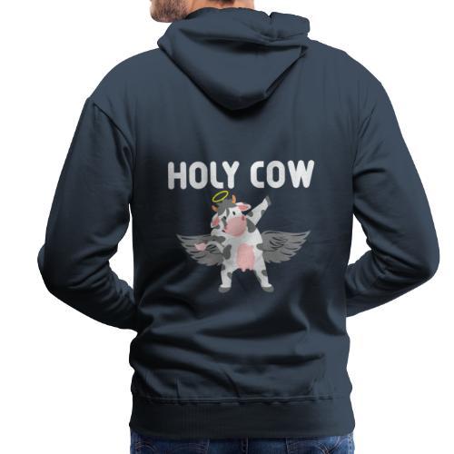 Holy Cow - Premiumluvtröja herr
