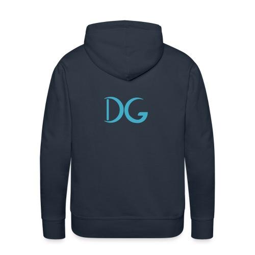 logo dg png - Männer Premium Hoodie