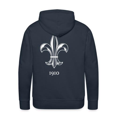 Toimen Pojat 1910 - Miesten premium-huppari