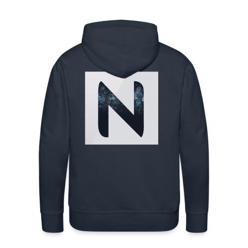 none - Men's Premium Hoodie