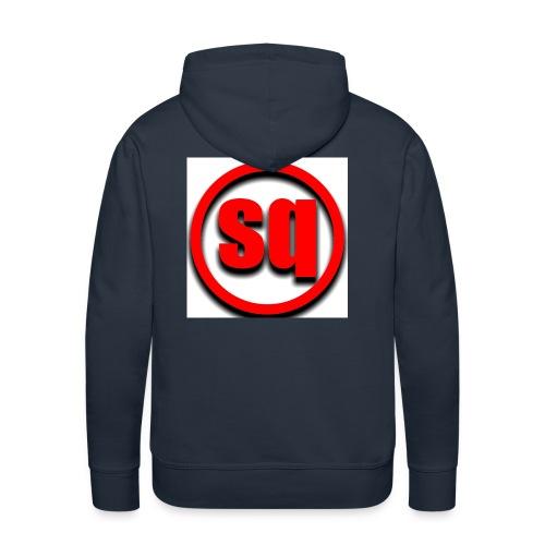 none - Mannen Premium hoodie