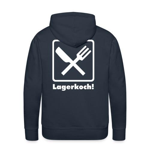 lagerkoch - Männer Premium Hoodie