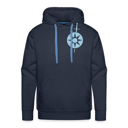 symbol - Men's Premium Hoodie