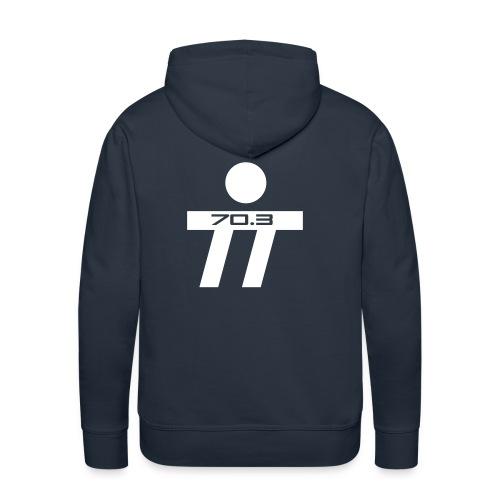 tthalfmk2 copy - Men's Premium Hoodie