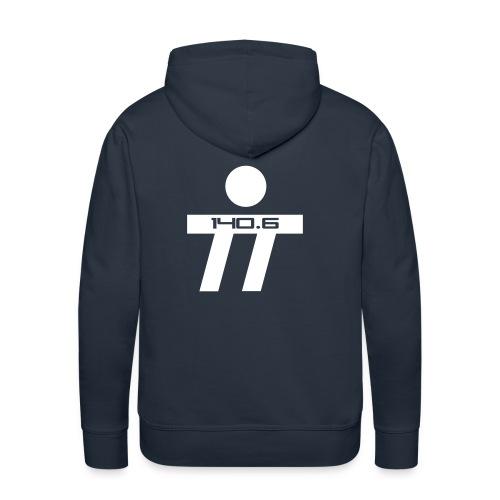 ttfullmk2 copy - Men's Premium Hoodie