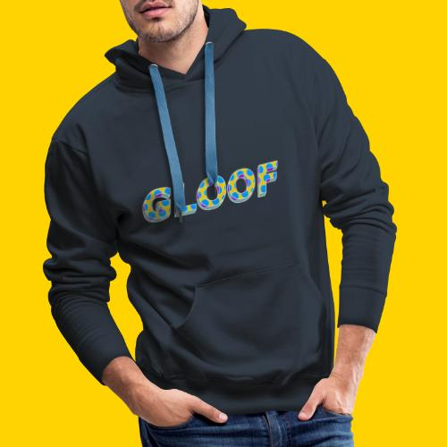 Gloof dotted - Men's Premium Hoodie