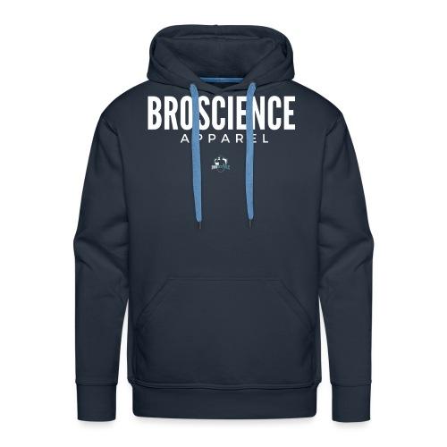 Broscience Apparel png - Männer Premium Hoodie