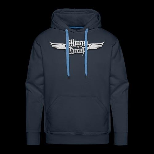 Wings of Decay Shop - Sweat-shirt à capuche Premium pour hommes
