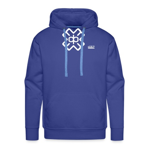 July D3EP Blue Tee - Men's Premium Hoodie
