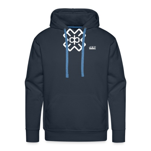 July D3EP Blue Tee - Men's Premium Hoodie