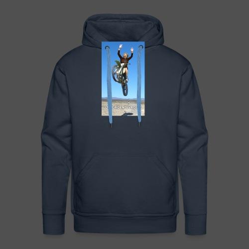 Stuntvrouw (v) - Mannen Premium hoodie